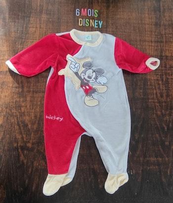 Pyjama Mickey 6 mois