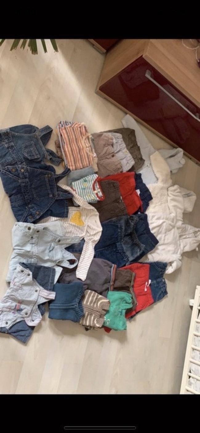 Vêtements 6 mois