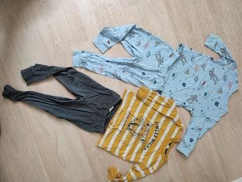 Lot de 2 pyjamas 2 pièces garçon 24 mois
