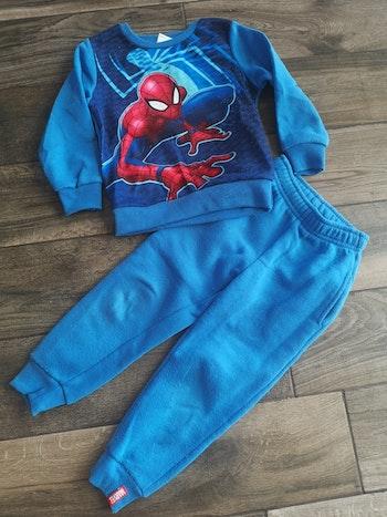 Jogging Spiderman 4 ans