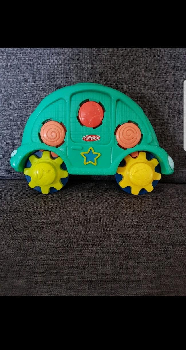 Ma voiture nomade 2 en 1 Playskool