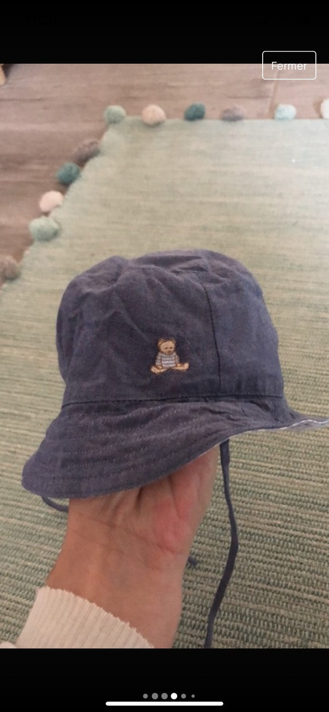 Salopettes/ chapeaux / ensemble été