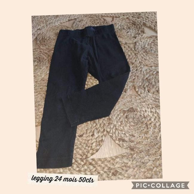 Leggings 24 mois lot