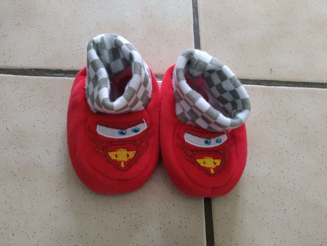 Chaussons Cars