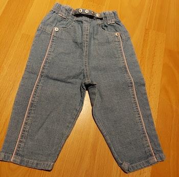 Pantalon jeans grain de blé 12 mois