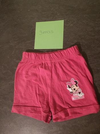 Shorts 3 et 6m