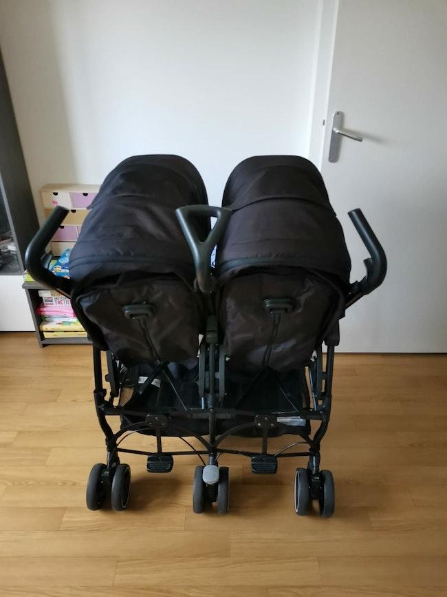 Poussette double bébé confort dana for 2