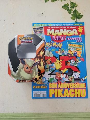 Boîte pokemon