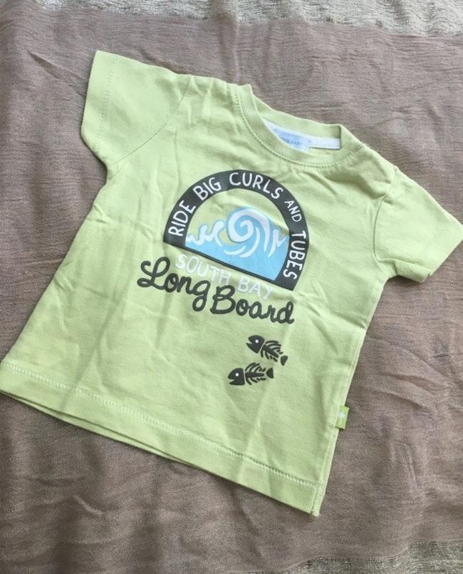 T-shirt 3 mois