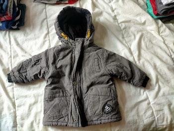 Manteau très chaud