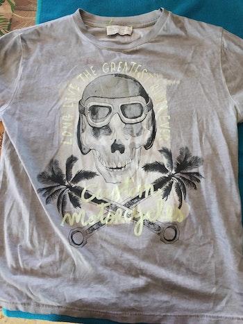 Tee shirt 7 ans Zara
