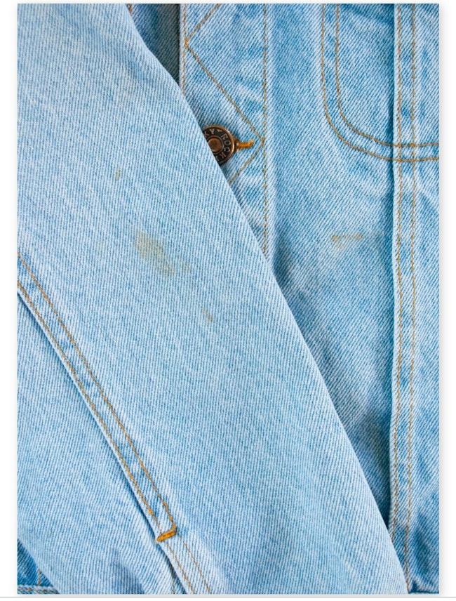"""Veste en jean """"Rocky"""" / 12 ans 22,00 €"""