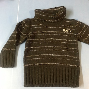 Pull levi's fille 3 ans