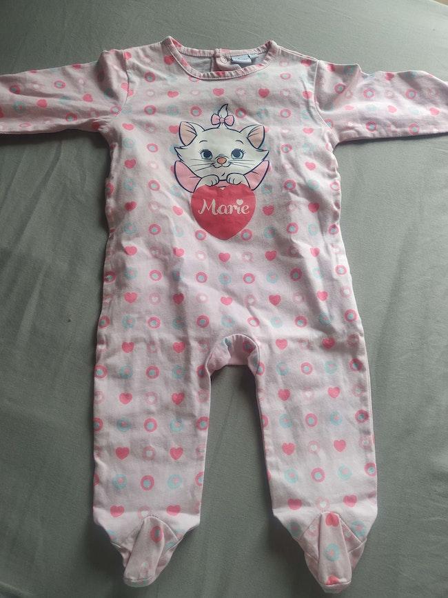 Pyjama Disney Fille NEUF
