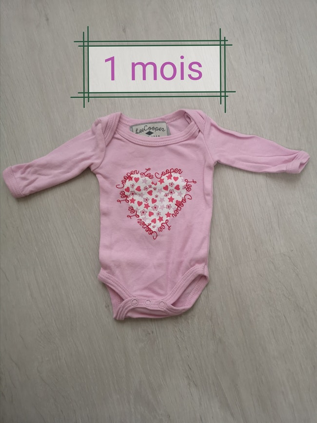 Bodie 1 mois