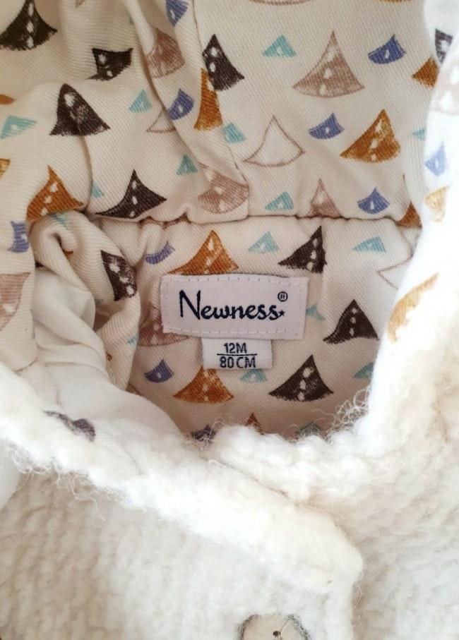 Manteau 12 mois Newness