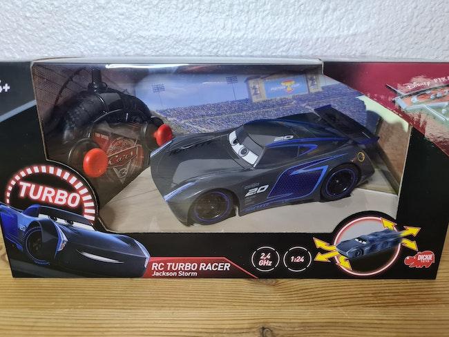voiture cars rc turbo racer Jackson storm Disney
