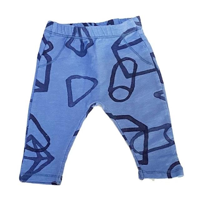 Pantalon bleu 3 mois