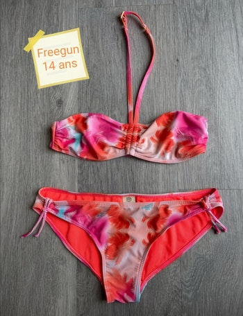 Maillot 2 pieces