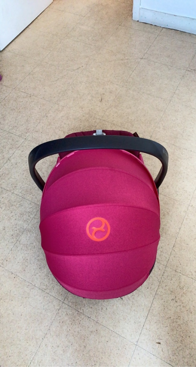 Cosy Cybex i-size Plus Passion rose Pink (0-24 mois)