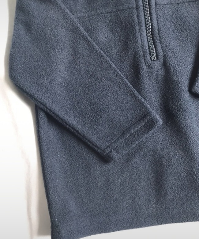 Pull polaire - taille 9/12 mois