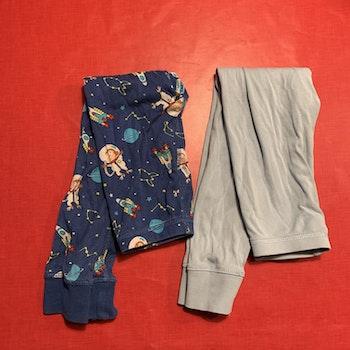 Lot de deux caleçons pijamas