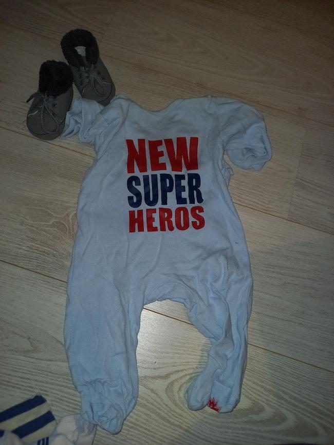 Pyjama fin