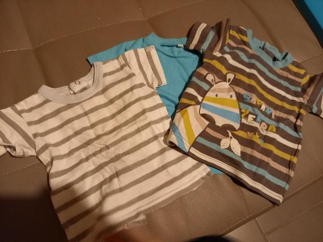 Lot de 3tee shirt