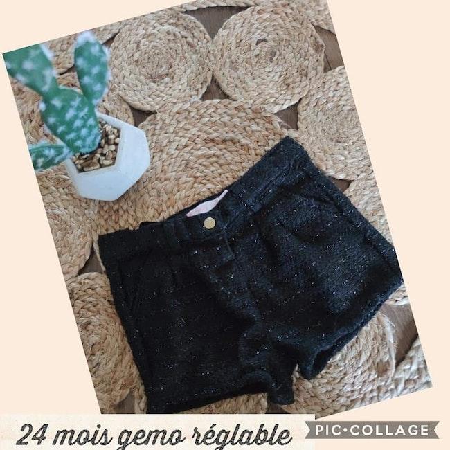 Short 24 mois