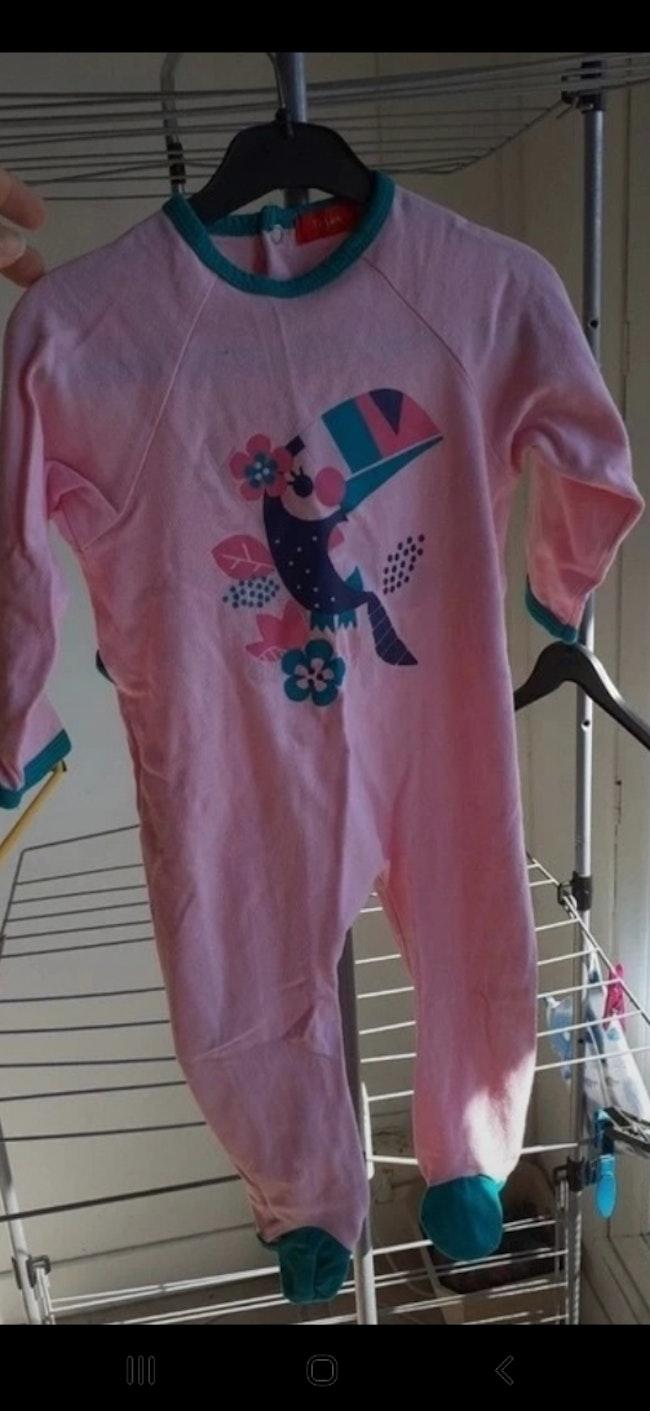 Lot 3 pyjama coton 18mois