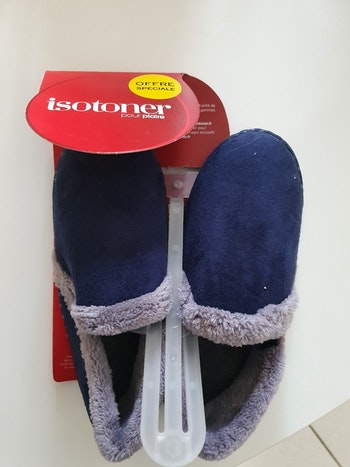 Chaussons taille 30