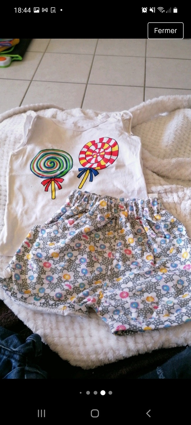 11 vêtements