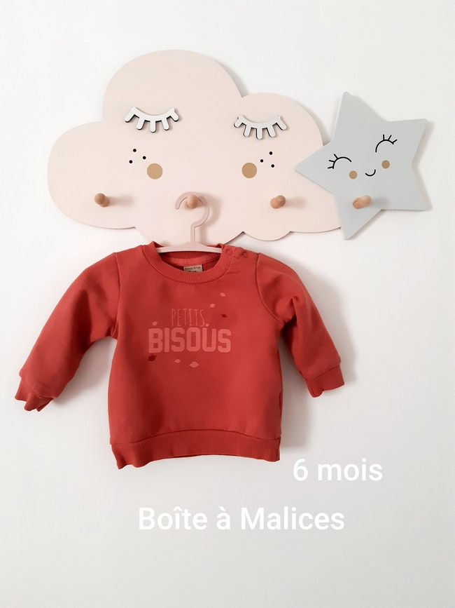 Pull taille 6 mois