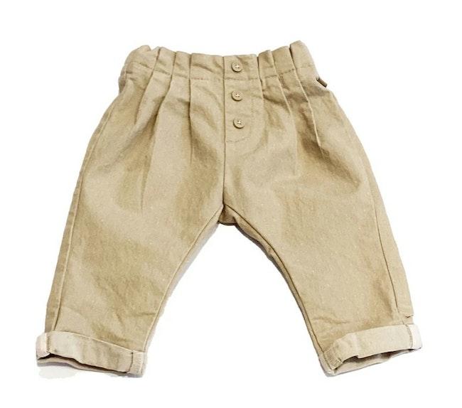 Pantalon beige