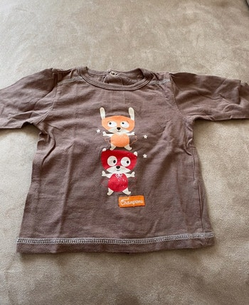 🌀Tee shirt 3 mois Kimbaloo