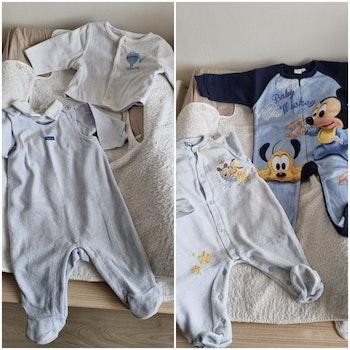 Lot de 3 pyjamas 6 mois