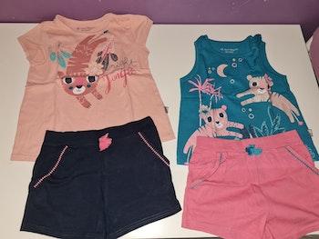 Pyjama short petit beguin