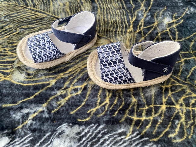 Nu pieds obaibi 0/6mois