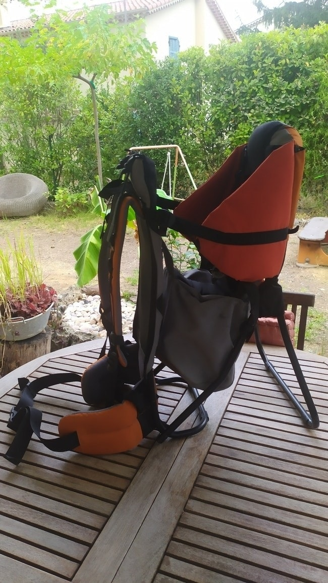 Sac à dos de randonnée Deuter kid aircomfort