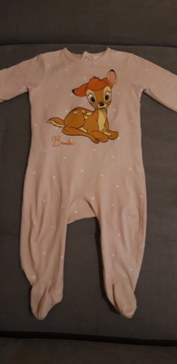 Pyjama Bambi