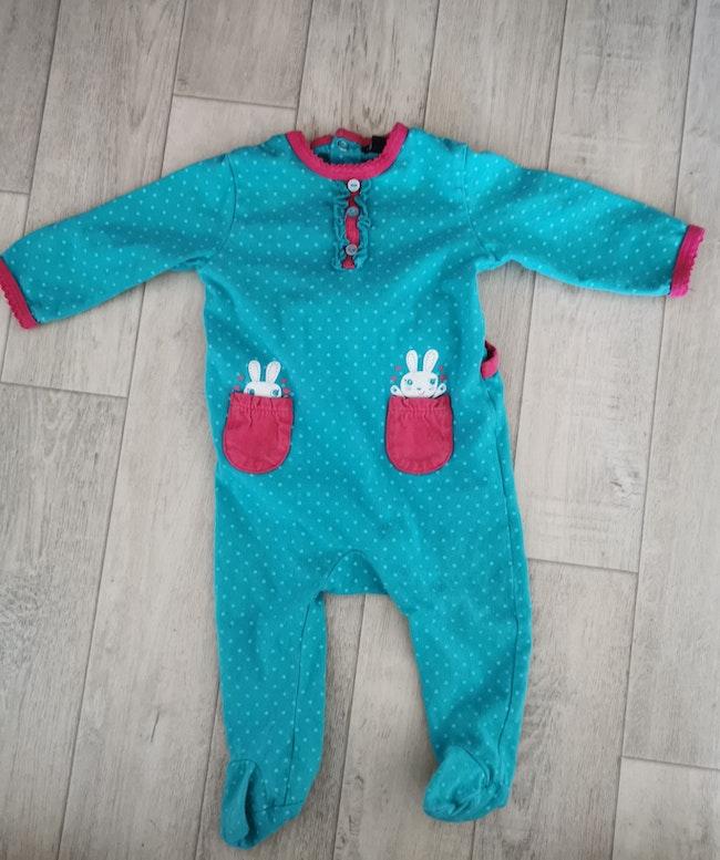 Pyjama coton kiabi 6 mois