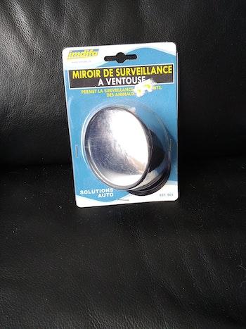 Miroir de surveillance a ventouse voiture