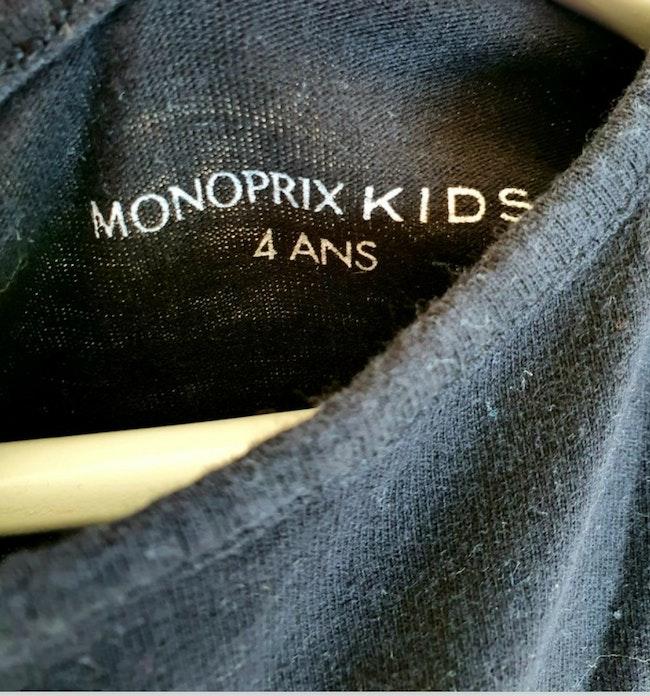 T-shirt - 4 ans