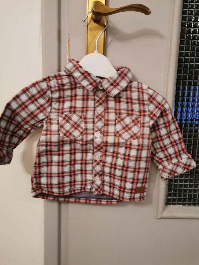 Vêtements garçon 6 mois le lot
