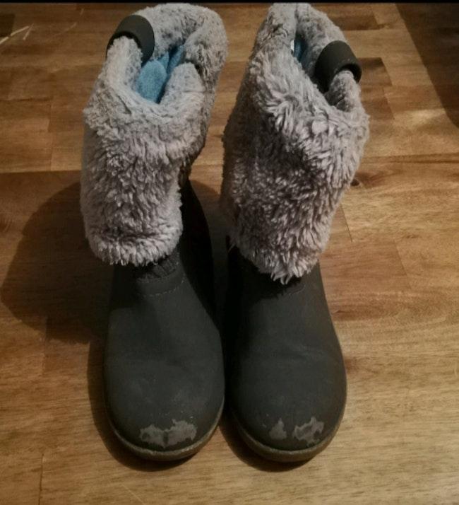 Bottes reine des neiges taille 28