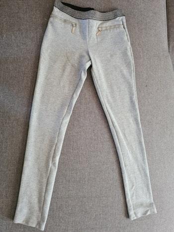 Legging gris taille 12 ans