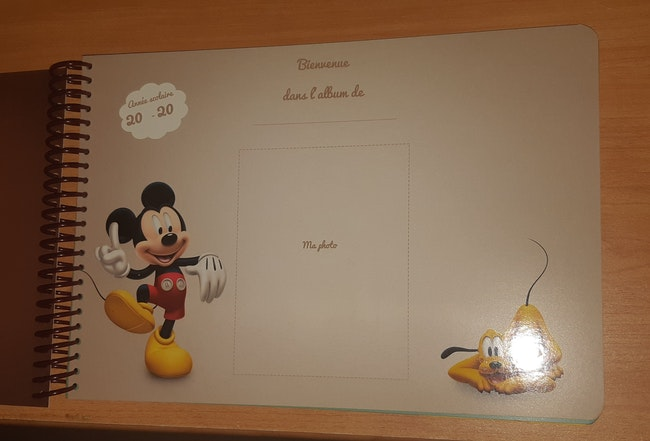 "Album photos  Neuf ""Disney"""