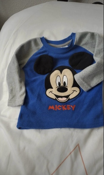 Pull polaire Mickey