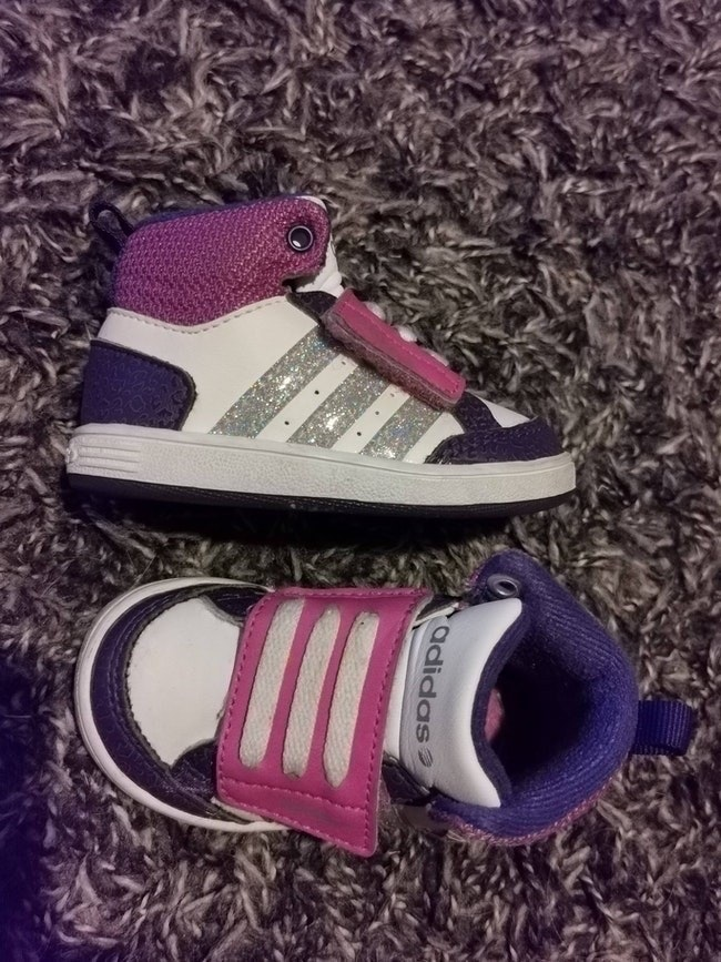 Adidas neo label montantes taille 19