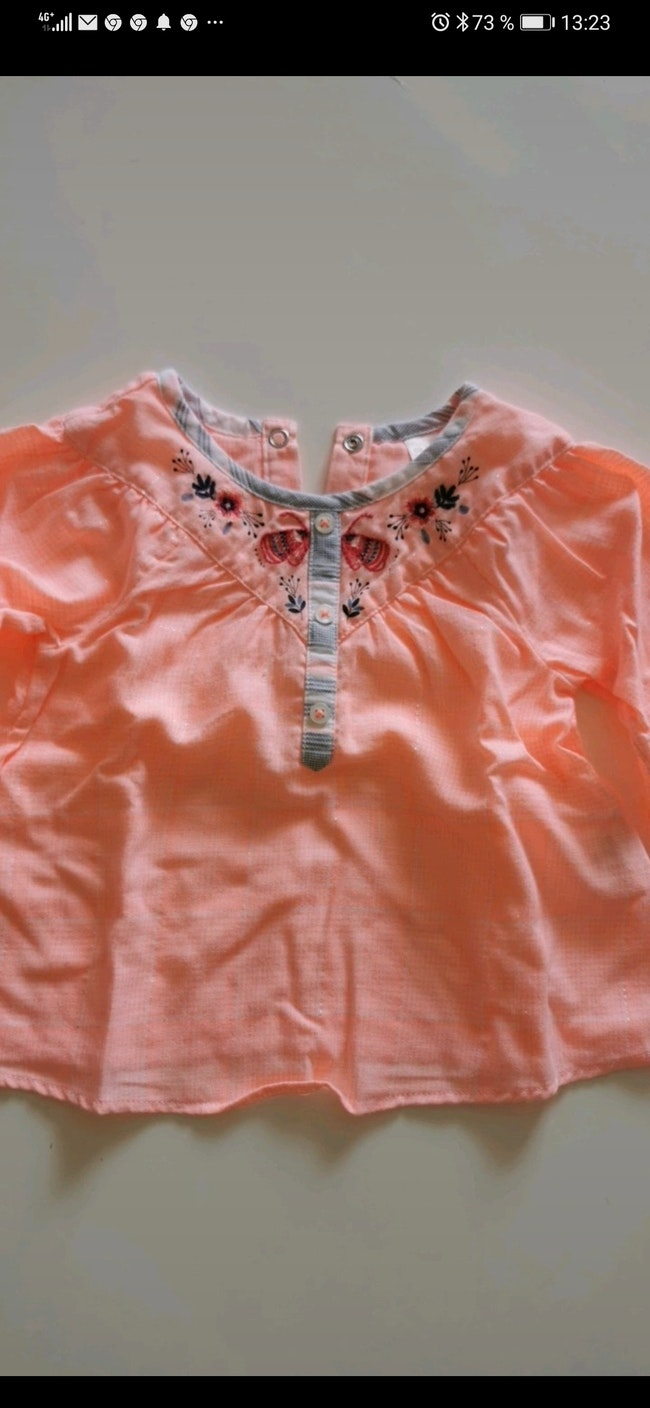 Chemise Orchestra taille 9 mois